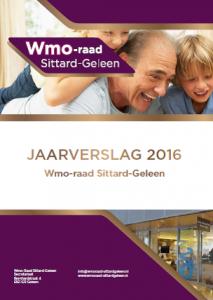 Jaarverslag 2016 Wmo-raad Sittard-Geleen